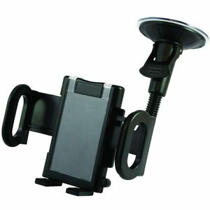 In-Car-Phone-GPS-Holder-Universal-Mount-Suction-Dashboard-Windscreen-Flexible