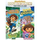 Dora The Explorer Diego Wolf Pup Resc 0097368231047 DVD Region 1