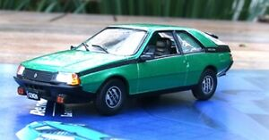 Renault-Fuego-GTX-1985-Argentina-Diecast-Scale-1-43-New-Sealed-With-Magazine