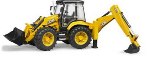 Tractopelle Jcb 5cx Eco, 1 pièce