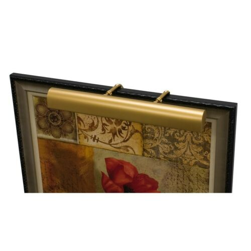 """House of Troy Traditional 24/"""" Gold Picture Light T24-1"""