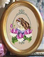 Fuchsia Fae - Passione Ricamo Chart