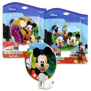 Disney Mickey Mouse Donalds Goofy Kids Decorative