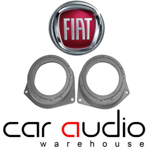 Connects2 CT25FT08 Fiat Punto 06/> Car Speaker Fitting Adapter Rear Door 10 CM