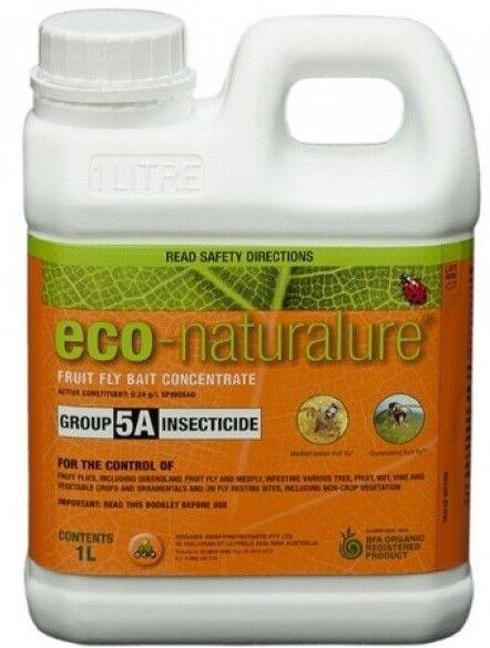 Fruit Fly Killer Fruit Fly Bait Eco-Naturalure  Concentrate 1L
