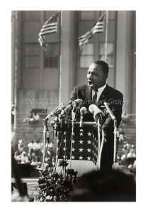 Martin-Luther-King-Jr-1964-Solider-Field-Peace-Rally-Historic-Original-Photo-Set