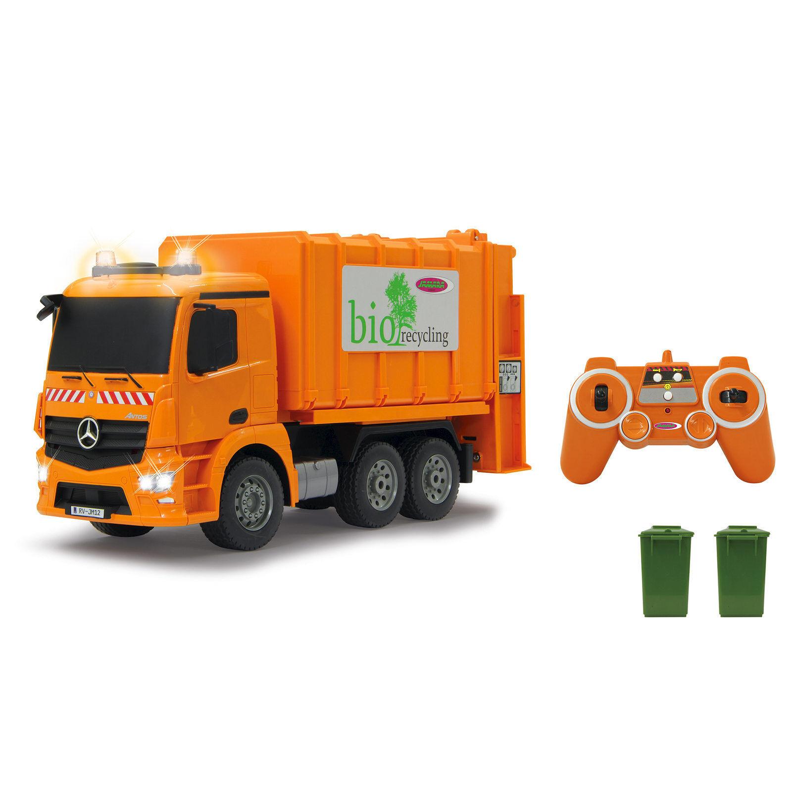 Jamara Camión de basura 1 20 Mercedes Antos 405079