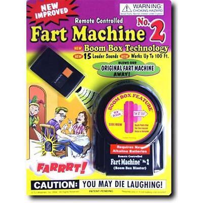 Télécommande Pet machine péter Sons #2 Nouveau et Amélioré gag blague Trick