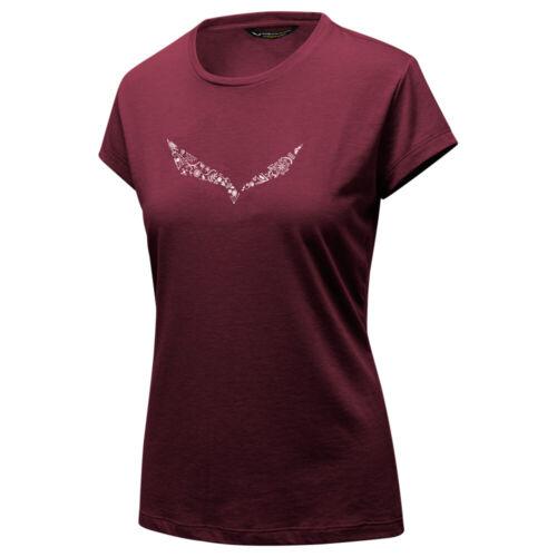 Salewa Solid Dri-Release W S//S Tee Women Damen T-Shirt