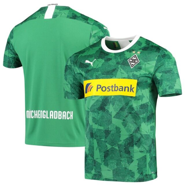 PUMA Borussia Monchengladbach 3rd Soccer Jersey Sz Mens Large for ...