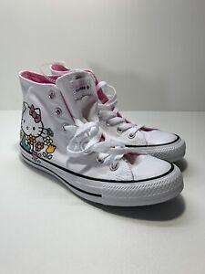 Converse x Hello Kitty Chuck Taylor All Star High Top Größe