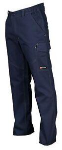 Pantaloni-da-lavoro-multitasche-uomo-payper-worker-cotone-taglie-forti-fino-5XL
