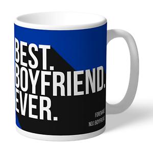 Brighton & Hove Albion F.c - Personalised Ceramic Mug (best Boyfriend Ever) MatéRiaux Soigneusement SéLectionnéS