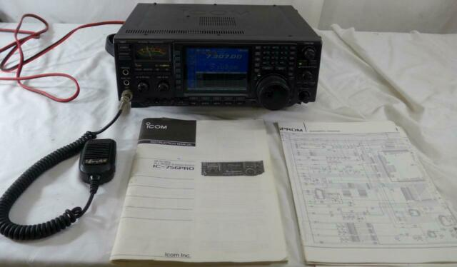 Transworld Tw100 Hf Ham Radio Transceiver W Hand Mic Sn 50262 Please Read For Sale Online Ebay