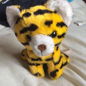 Intelligent Tigre Peluche-afficher Le Titre D'origine