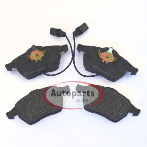 Audi A6 c5 Bremsscheiben Bremsen Bremsbeläge Warnkabel für vorne Vorderachse
