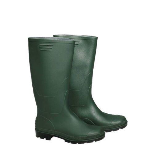 40-47 Neu H Gummistiefel Regenstiefel PVC-Stiefel Baustiefel Arbeitsstiefel Gr