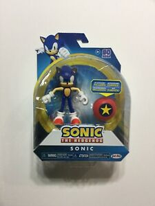 "Jakks Pacific Sonic the Hedgehog 4"" Sonic"
