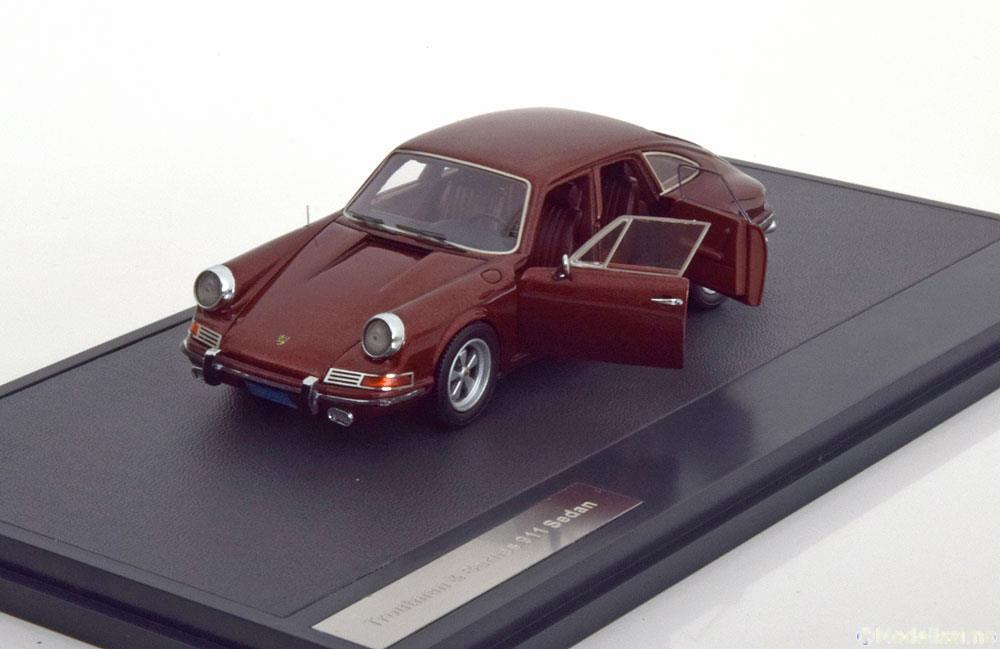 Porsche 911 - limousine 1972 troutman & barnes matrix mx 41607-025 1   43 harz über
