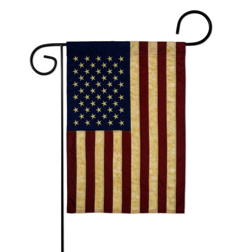 USA Vintage The Armed Forces Applique Garden Flags Pack GP111072-BOAA