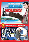 Mr Bean's Holiday/Bean - The Ultimate Disaster Movie (DVD, 2007, 2-Disc Set)