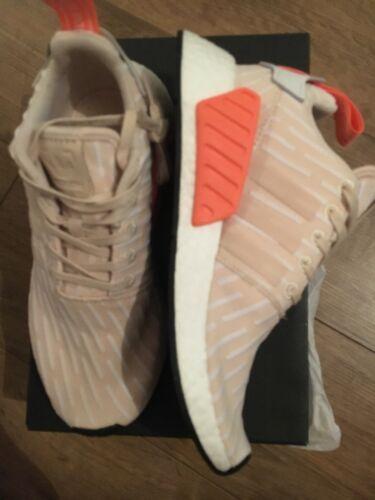 5 Scarpe W R2 Peach Uk Nmd da ginnastica Adidas Cream Originals 5 Size Ftq8EnYw