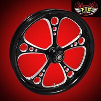 Victory Cross Country 21 Front Wheel 3-shot For Victory Motorcycles