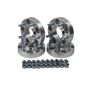 4Pcs-Hubcentric-Wheel-Spacers-30mm-Thick-5x114-3-12x1-5-cb-64-1
