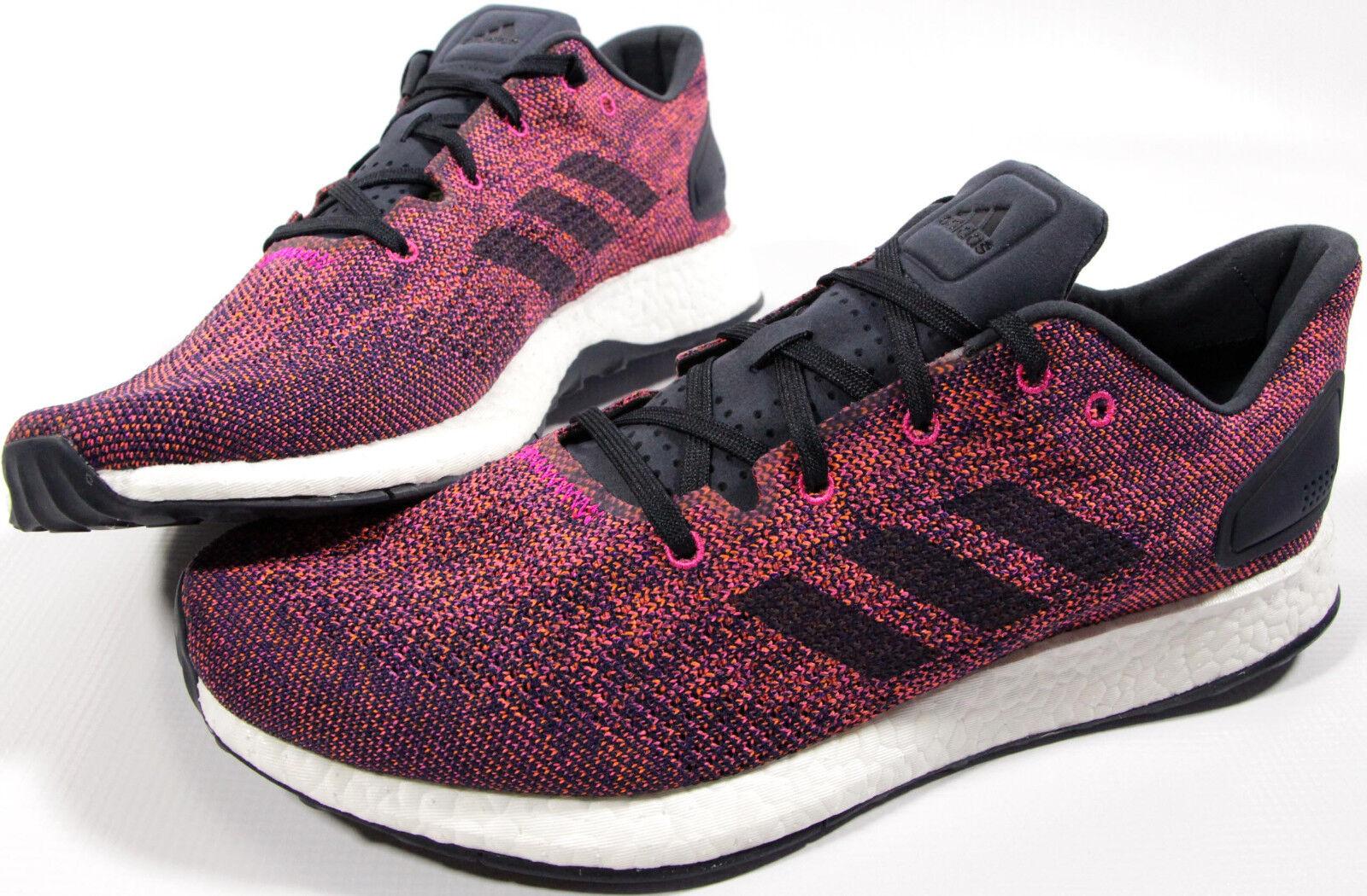 ADIDAS PureBOOST DPR Running shoes- 11- NEW-mens Boost light knit sneaker-  150