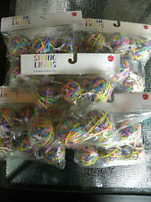 Target Starry Lights Battery Operated 10ct LED DewDrop WARM WHITE Bulk Lot of 8