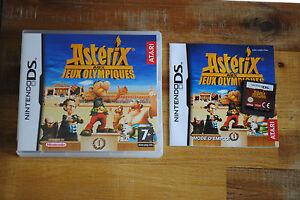 Jeu-ASTERIX-AUX-JEUX-OLYMPIQUES-pour-Nintendo-DS