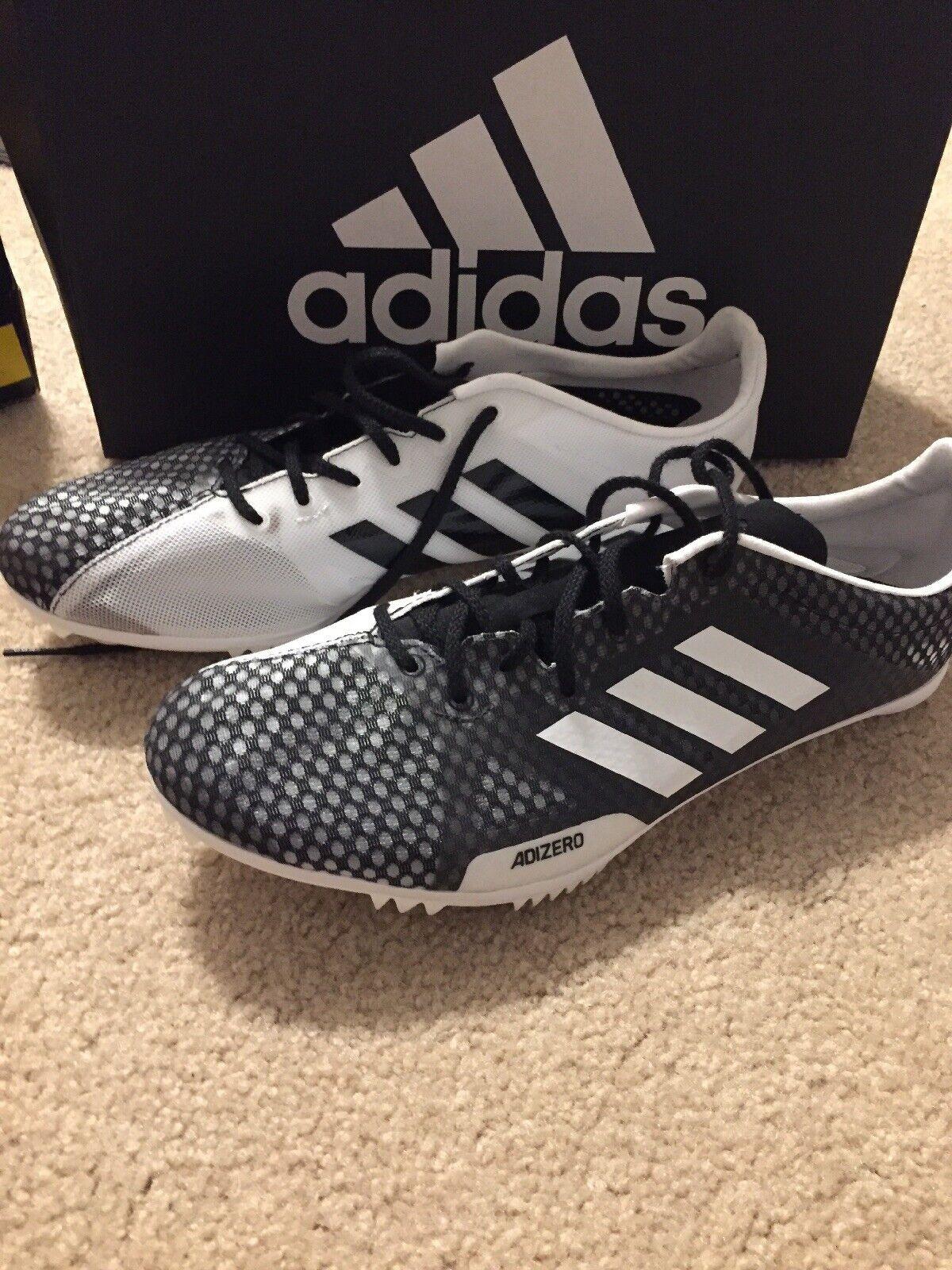 Adidas uomini adizero ambizione 4 4 4 scarpa da corsa, cuore nero, ftwr bianco,numero 12 | Prezzo giusto  627d6c