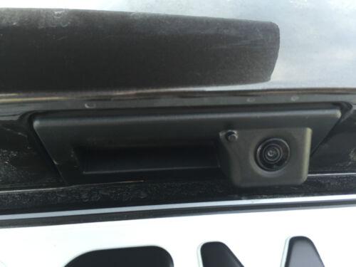 Original Seat Alhambra 7N Rückfahrkamera Navi System 2 Media Nachrüstung Set RFK