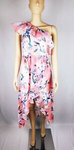 BNWT LIPSY size 8 floral pink Summer dress