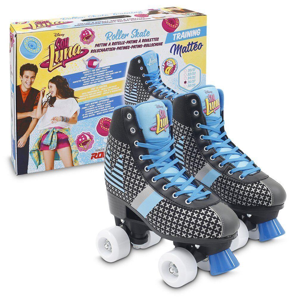 Soy Luna Roller Skates Training Boys Original TV Series Matteo Größe 32-33/1/21