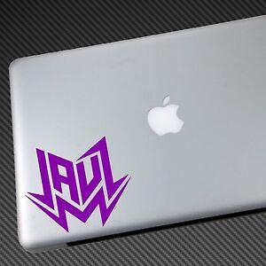 Jauz Vinyl Sticker Car Decal Diplo Major Lazer Zeds Dead