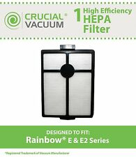 1 Rainbow Rexair E & E2 HEPA Filter Vacuum Part # R7292 & R12107B