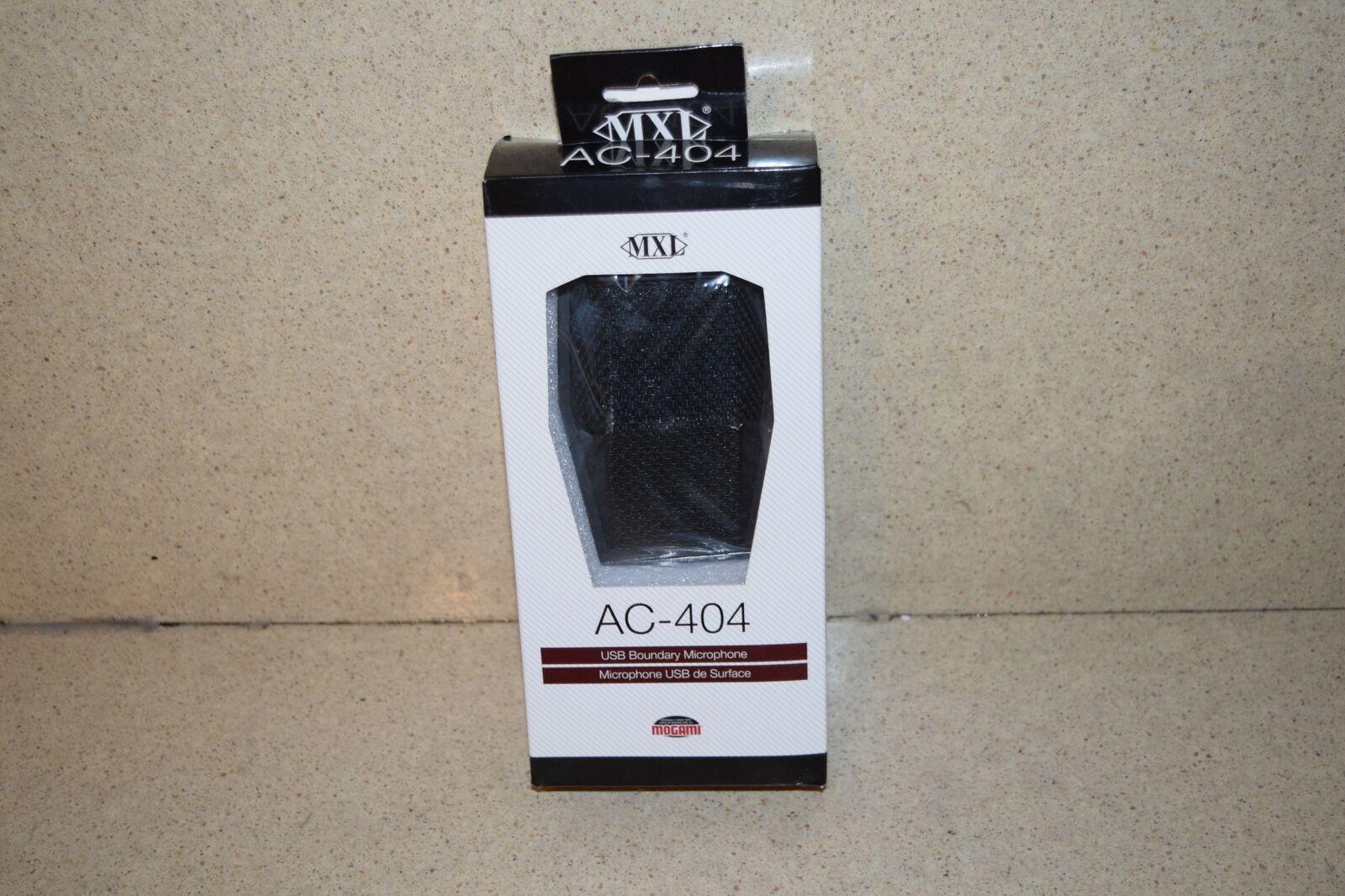 ^^ Mxl AC-404 USB Limite Micro - Neuf (A1)