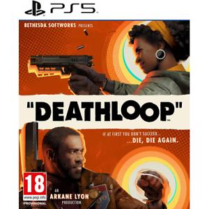 DEATHLOOP PS5 FR/NL