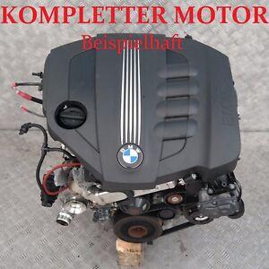 BMW-3-E90-E91-LCI-320d-N47N-Nackter-Motor-N47D20C-neue-Steuerkette-GARANTIE