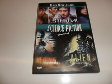 DVD  Yesterday / Aliens Arsenal / Das Alien aus der Tiefe [DVD].