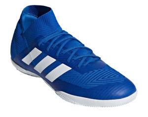 best service d2ead a7d8c La imagen se está cargando Adidas-Hombre-Zapatos-Futbol-Sala-Nemeziz-Tango- 18-