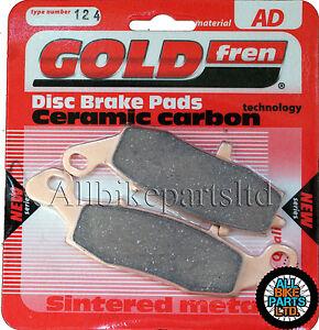 VN2000 VN-2000 Goldfren Kawasaki VN 2000 Front Sintered Brake Pads 2004-2008