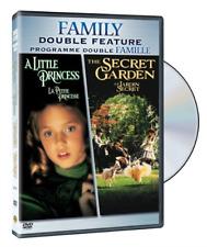 A Little Princess/Secret Garde  DVD NEW