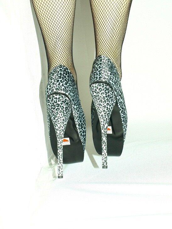 Ballet Stiefel panther producer Poland Poland Poland -heels 21cm-grobe 37-47 -FASHION STYLE 28af9e