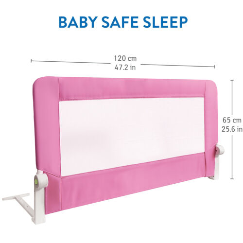 Tatkraft GuardBettgitter für Kleinkinder Bettschutz Für Ihr Baby Kunststoff