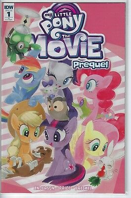 My Little Pony Ponyville Mysteries #4 10 copy incentive cover