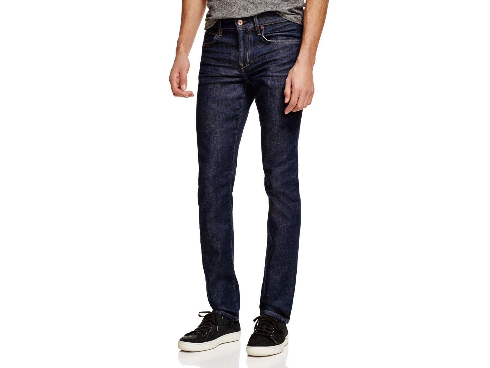 Joe's jeans, the classic straight leg, asher, dark bluee wash, new, men's w33
