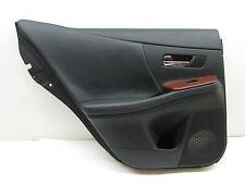 2010 Lexus HS250h Door Trim Panel Rear Left Side OEM 10 11 12