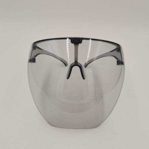 Details about  /Face Shield PPE Protective Facial Cover Transparent Clear Glasses Visor Anti-Fog